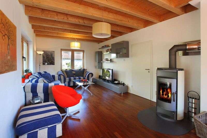 das schwarzwald ferienhaus portal - sauna ferienhaus im, Wohnzimmer